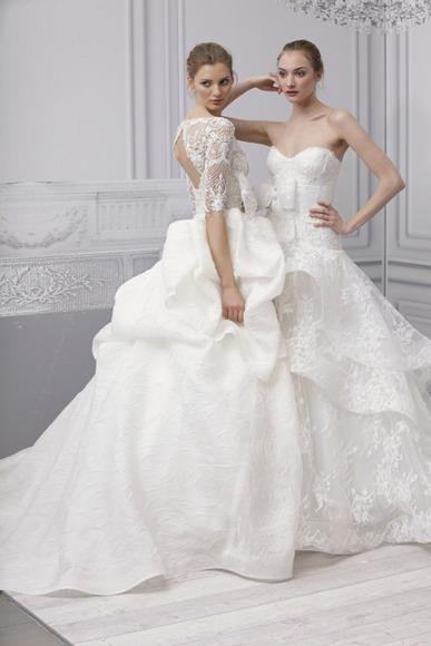Wedding Dresses Spring Summer 2013 Trends