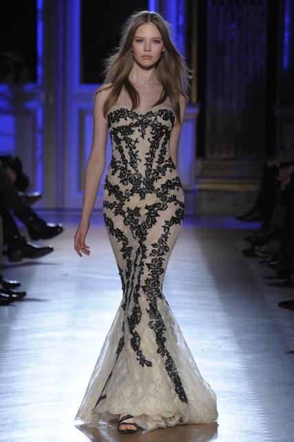 Gorgeous Shine Dresses Zuhair Murad