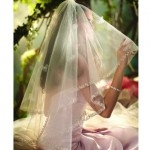 Bridal Veils Disney guaranteed to be a true princess!