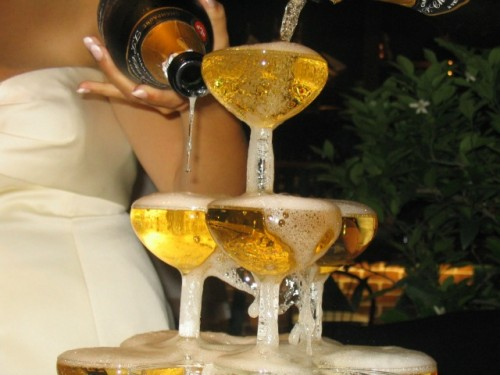 How about wines and drinks for a wedding?