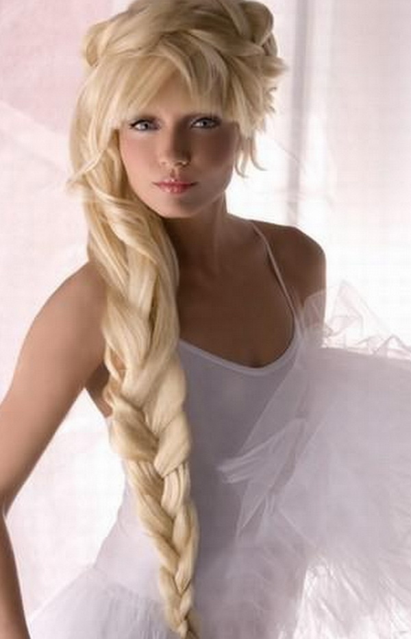 Simple advice for a perfect wedding hairstyle 2014