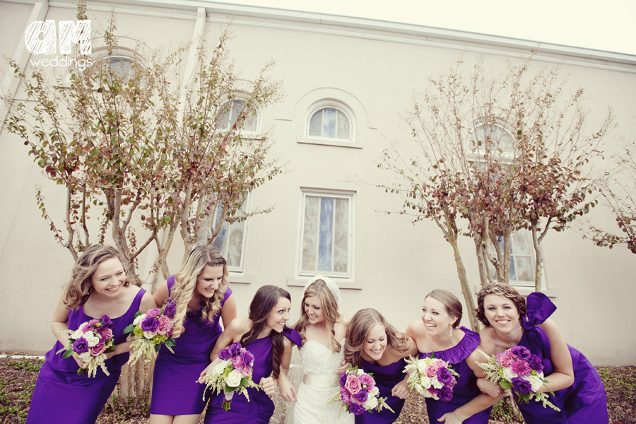 Guide to choose your bridesmaids