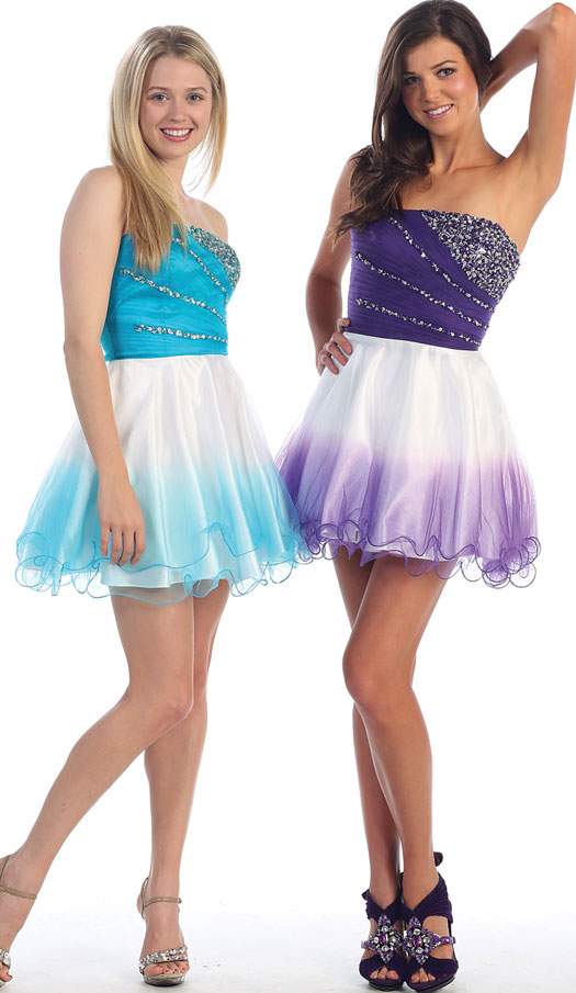 Ideas for a Teen Prom Dress