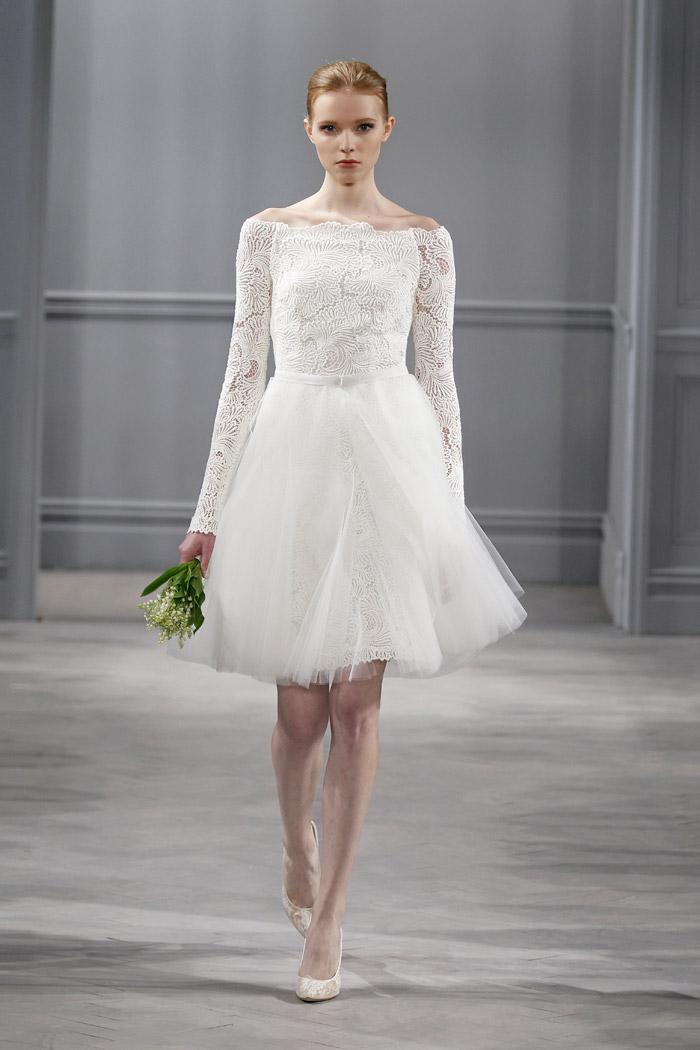 Civil Wedding Dresses 2014