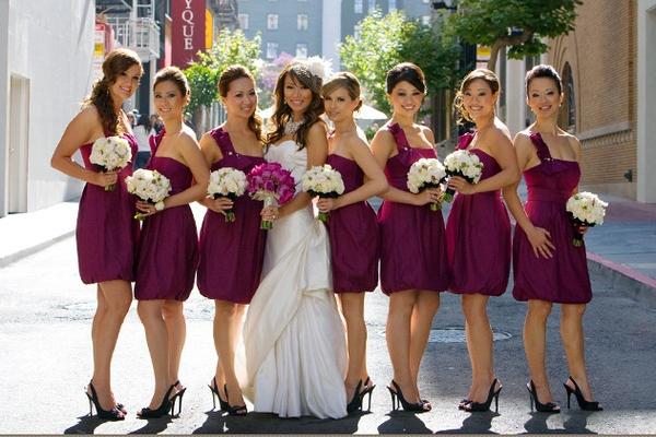 Bridesmaids Wardrobe Rules