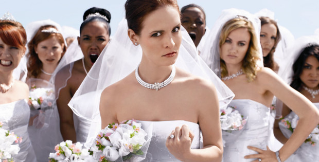 12 words never to say to a wedding