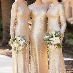 The Origin of the Vintage bridesmaid dresses 2017