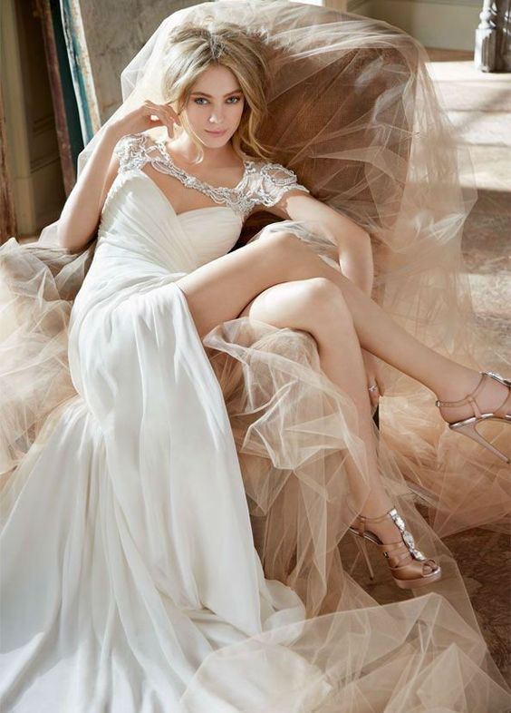 Tips for a sensual bride look