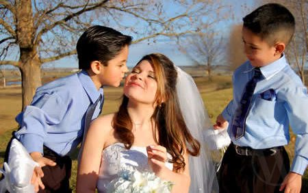 Children of honor for your bridal party