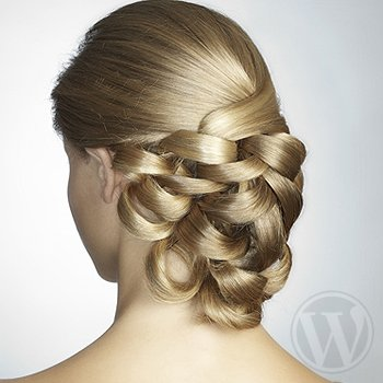 2012 Bridal Hairstyles Trends